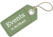 Veranstaltungen in Aschbach