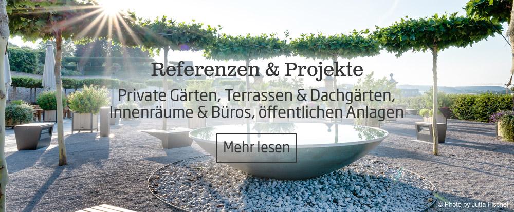 Hier finden Sie alle Projekte der Starkl-Gartengestaltung